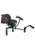 Handle Shoulder DSLR Support Rig(102D)
