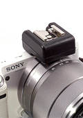 Hotshoe Adapter For Sony NEX
