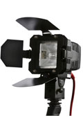 Halogen Video Light (300W)